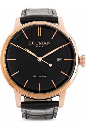 Locman Italy 1960 Automatik-Armbanduhr 42mm