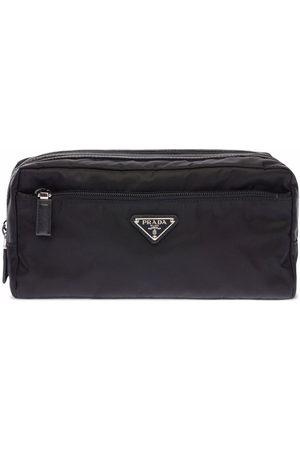 Prada Reisetasche aus Leder