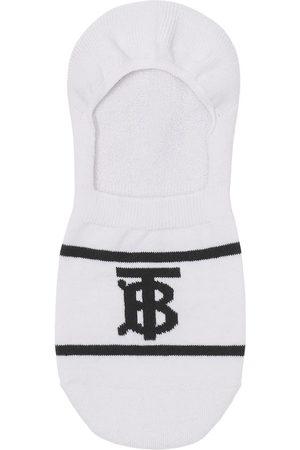 Burberry Sneaker-Socken mit Monogramm