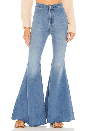 Free People Flare Float On Pant in . Size 29, 25, 26, 27, 28, 30, 31, 32.