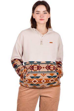 Iriedaily Damen Sweatshirts - Half Indi Troyer Sweater