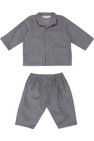 Caramel Baby Pyjama-Set Flollis aus Baumwolle