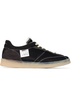 MM6 Maison Margiela Inside Out Court Sneakers