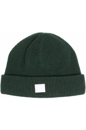 Acne Studios Hüte - Gerippte Strickmütze