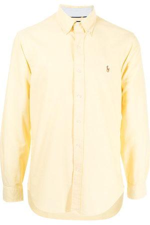 Polo Ralph Lauren Oxford-Hemd mit Polo Pony-Stickerei