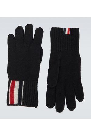 Thom Browne Handschuhe aus Merinowolle
