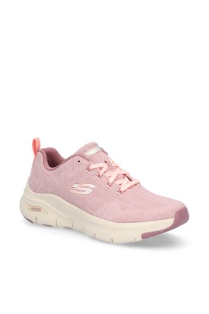Skechers Arch Fit Comfy Wave - pink
