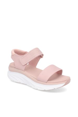 Skechers D'LUX WALKER NEW BLOCK - pink