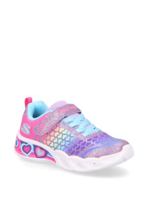 Skechers SWEETHEART LIGHTS LOVELY COLORS - pink