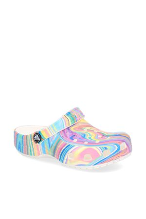 Crocs CLASSIC OUT OF THIS WORLDIICGK - weiss