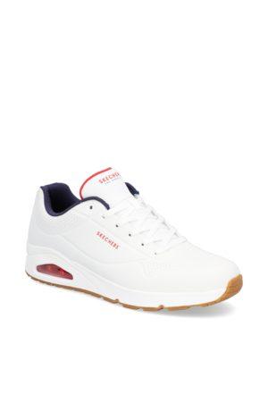 Skechers Herren Sneakers - UNO STAND ON AIR - weiss