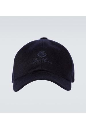 Loro Piana Hüte - Baseballcap aus Kaschmir