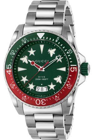 Gucci Dive Uhr, 45 mm