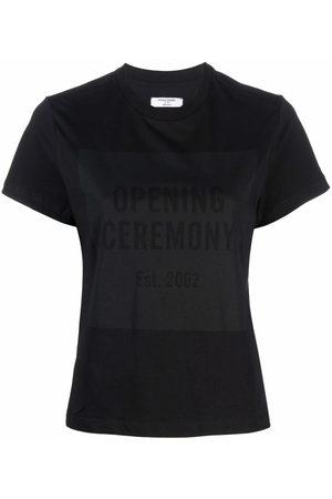 Opening Ceremony T-Shirt mit Logo-Print