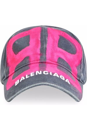 Balenciaga Herren Hüte - BB Baseballkappe