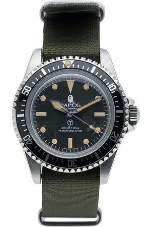 A BATHING APE® Herren Uhren - Type 1 Automatic Armbanduhr 40mm