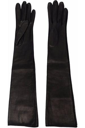 Manokhi Lange Handschuhe
