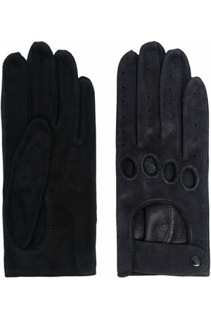 Manokhi Handschuhe aus Wildleder