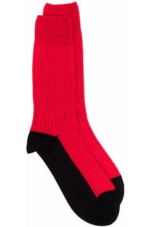 Yohji Yamamoto Lange Socken