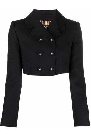 Dolce & Gabbana Doppelreihige Cropped-Jacke