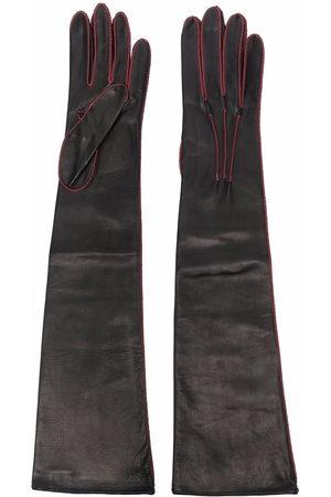 Manokhi Handschuhe aus Leder