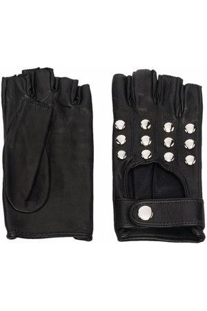 Manokhi Handschuhe mit Nieten
