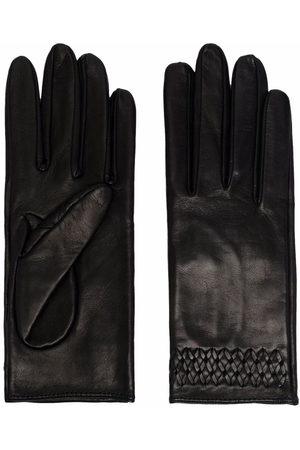 Manokhi Bestickte Handschuhe