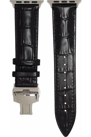 Manokhi Armband mit Kroko-Effekt