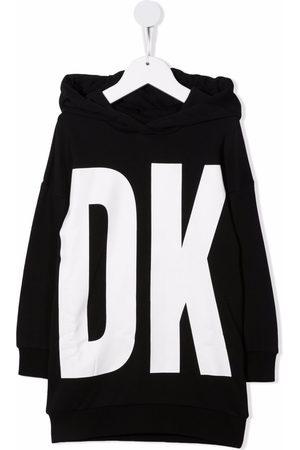 Dkny Kids Pulloverkleid mit Kapuze