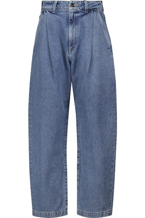 Goldsign Damen High Waisted - Tapered Jeans The Dali