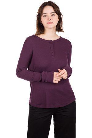Kazane Damen Longsleeves - Margot Long Sleeve T-Shirt