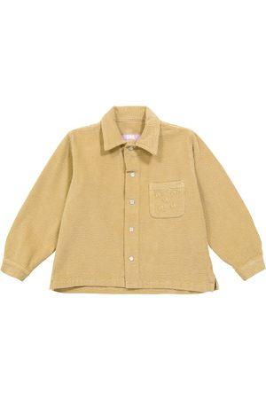 ERL Kids Cordhemd aus Baumwolle