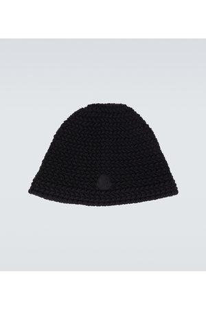 Moncler Genius 2 MONCLER 1952 Hut aus Wolle mit Logo