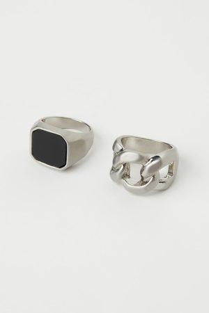 H&M 2er-Pack Ringe