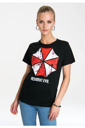 LOGOSHIRT T-Shirt »Resident Evil«, mit lizenziertem Originaldesign