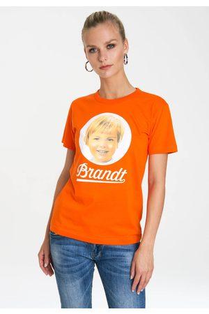 LOGOSHIRT T-Shirt »Brandt«, mit lizenziertem Originaldesign