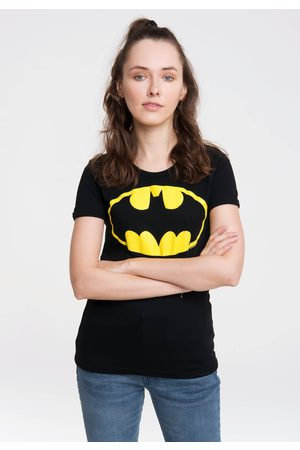 Logoshirt T-Shirt »Batman-Logo«, mit lizenziertem Originaldesign