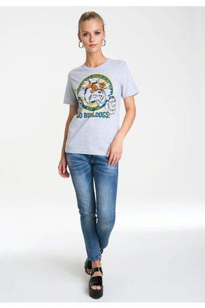 Logoshirt T-Shirt »Riverdale – Go Bulldogs!«, mit lizenziertem Originaldesign