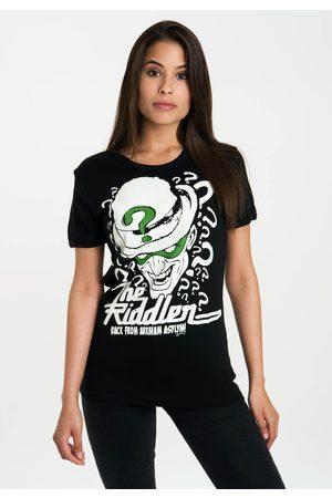 Logoshirt Damen Shirts - T-Shirt »The Riddler«, mit lizenziertem Originaldesign