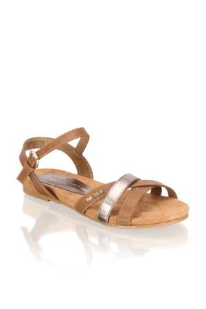 Tom Tailor Damen Sandalen - Klassische Sandalen