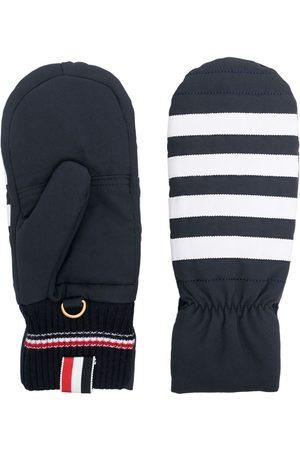 Thom Browne Damen Handschuhe - Gestreifte Handschuhe