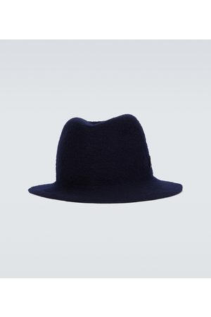Junya Watanabe Hüte - Hut Muehlbauer aus Wollfilz