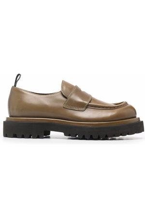 Officine Creative Loafer aus Leder