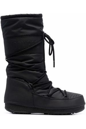 Moon Boot Damen Stiefeletten - High WP Schneestiefel