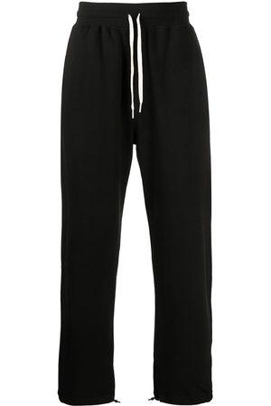 JOHN ELLIOTT Tapered-leg cotton track pants