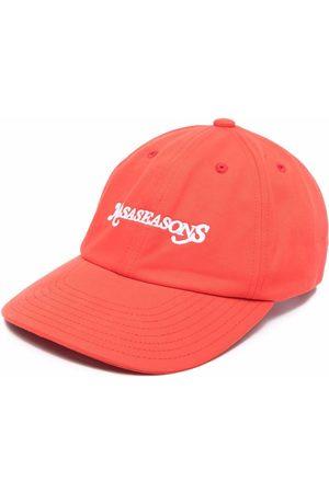 NASASEASONS Herren Hüte - Baseballkappe mit Logo-Stickerei