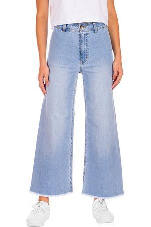 Billabong Damen Cropped - Free Fall Indigo Jeans