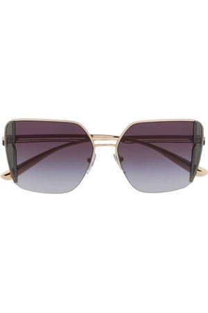 Bvlgari Eckige 'B.zero1' Sonnenbrille