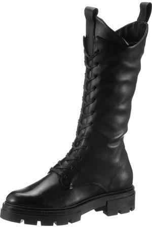 Mjus Damen Schnürstiefel - Schnürstiefel »BEATRIX«, mit raffinierter Schnürung