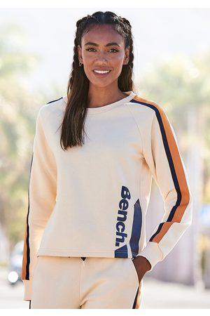 Bench Sweatshirt, mit Kontrastlogoprint